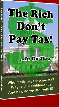"Purchase ""The Rich Don't Pay Tax! ...Or Do They?"""