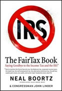 Order The FairTax Book at Barnes and Noble.